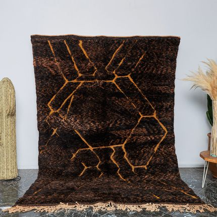 Contemporary - Angie Berber Rug - NOMAD 33