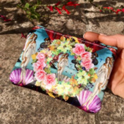 Clutches - Aphrodite Lucky Card Holder - EMILIE SAUZET - INSPIRATIONS