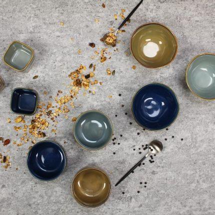 Bowls - Gemeo Pablo – Apero jars – 10cm – 3pcs - GEMEO TABLEWARE