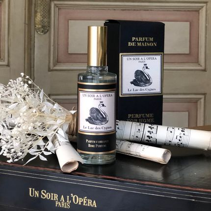 Home fragrances - Interior Fragrance - LE LAC DES CYGNES - UN SOIR A L'OPERA