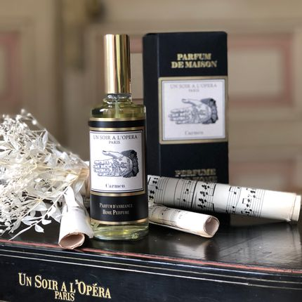 Home fragrances - Interior fragrance CARMEN - UN SOIR A L'OPERA