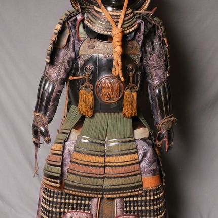 Unique pieces - SAMURAI ARMOR, YOROI - THIERRY GERBER
