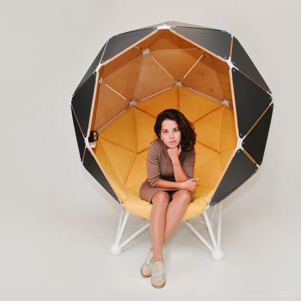 "Outdoor space equipment - Relax zone ""The Planet"" (MZPA) - UKRAINIAN DESIGN BRANDS"