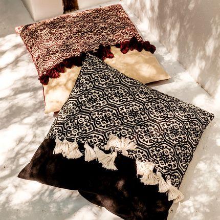 Cushions - Trama cushions collection  - LE BOTTEGHE DI SU GOLOGONE