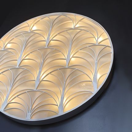 Wall lamps - APPLIQUE OMBRE DE PALMIERS - MADE IN DIVA