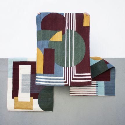 Bespoke - Rug Fragmento collection - ARTYCRAFT