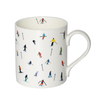 Mugs - MARKER SKI MUG - POWDERHOUND