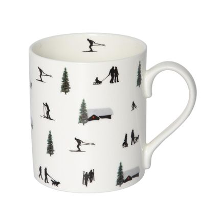 Mugs - JOIE DE VIE MUG - POWDERHOUND