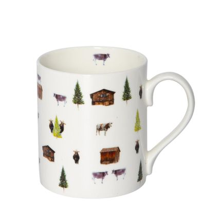Tasses et mugs - MUG D'ÉTÉ ALPIN - POWDERHOUND