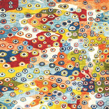 Tapestries - Poppies, Naïf Collection, Gabbehs Flora & Fauna - ZOLLANVARI INTERNATIONAL