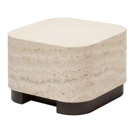 Tables basses - TABLE D'APPOINT BASSE LLOYD - GIOBAGNARA GLENN SESTIG COLLECTION