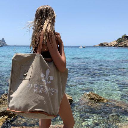 Bags / totes - RETRO Beach Bags - CASA NATURA