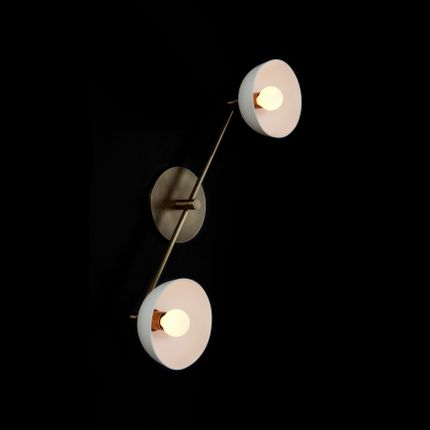 Wall lamps - TRAPEZE 2 SURFACE - TONICIE'S