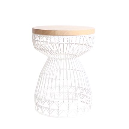 Stools - SWEET WIRE STOOL - TONICIE'S