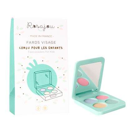 Children's fashion - Face powders for kids - ROSAJOU