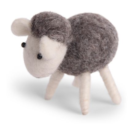 Decorative objects - Easter lamb– Handmade and Fair Trade – Easter decoration. - EN GRY & SIF