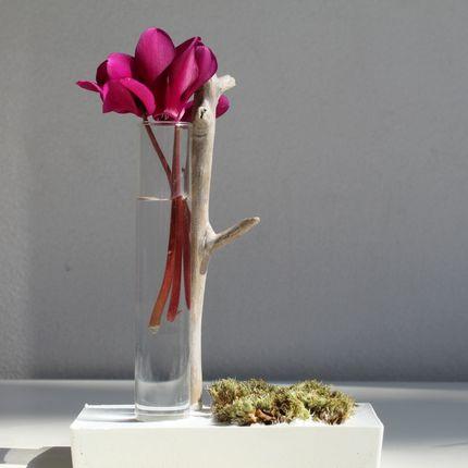 Objets de décoration - Composition Soliflore - CHAPITRE MAISON