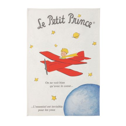 Dish towels - Avion de St Ex - Le Petit Prince - Tea Towels  - COUCKE