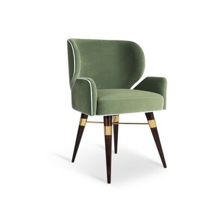Chairs - Louis Dining Chair I  - OTTIU