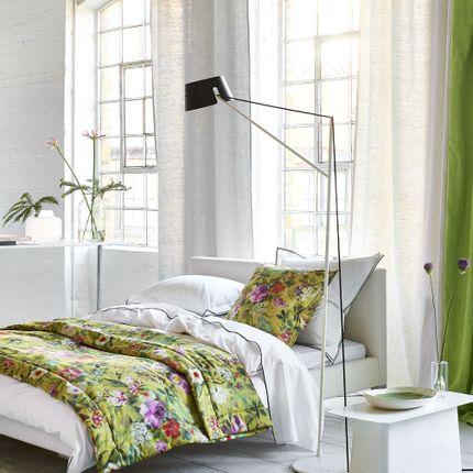 Cushions - Prosperpine Ochre - Decorative Quilt and Pillowcase - DESIGNERS GUILD