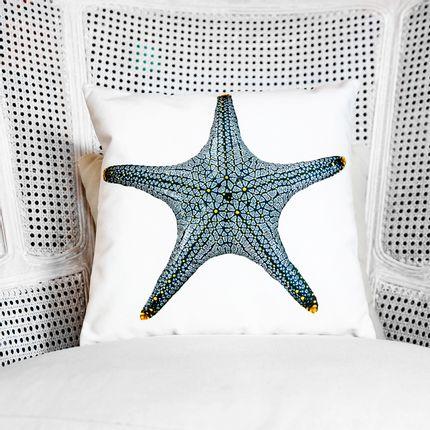 Cushions - STAR FISH Cushions 40*40 - ARTPILO
