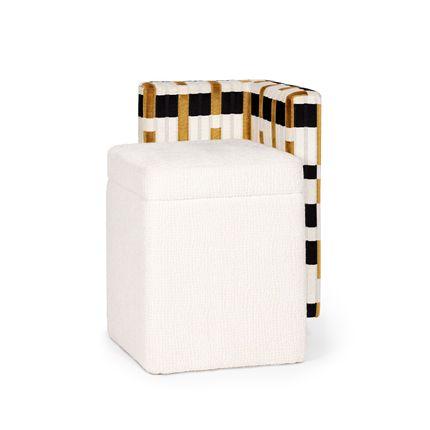 Stools - Not a Cube stool - INSIDHERLAND