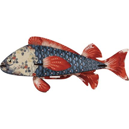 Wall decoration - Hearbreaker - Decorative fish - MIHO UNEXPECTED THINGS