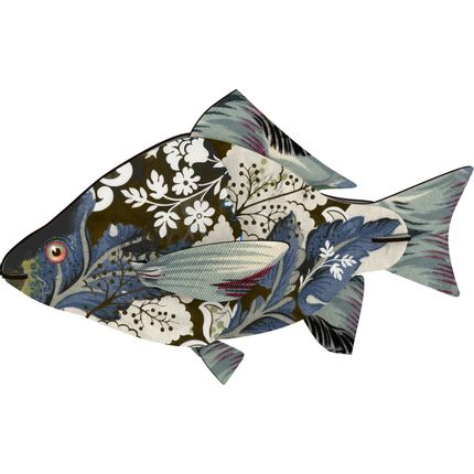 Wall decoration - Carpe Diem - Decorative fish - MIHO UNEXPECTED THINGS