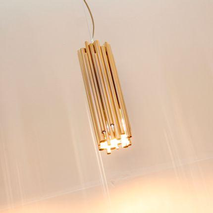 Hanging lights - BRUBECK PENDANT - INSPLOSION