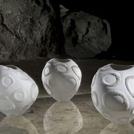 Vases - MOONSTONE Vase - FOS