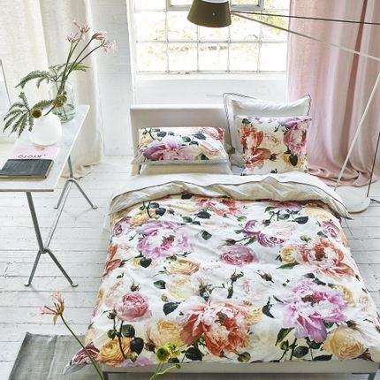 Bed linens - Tourangelle Peony - Duvet Set  - DESIGNERS GUILD
