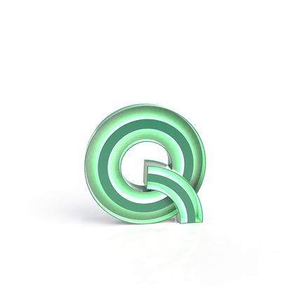 Lighting - LETTER Q - CIRCU