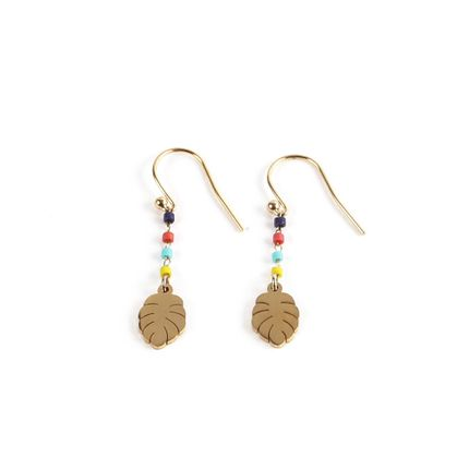 Jewelry - Miyuki earrings - LITCHI