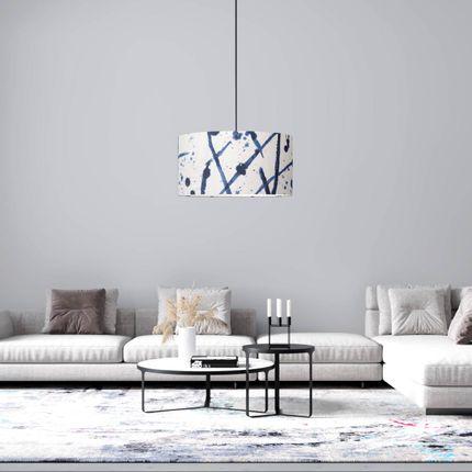 Hanging lights - Pendant Leo Indigo -  SHĒDO