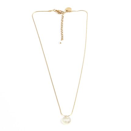 Jewelry - Necklace Love pendant - LITCHI
