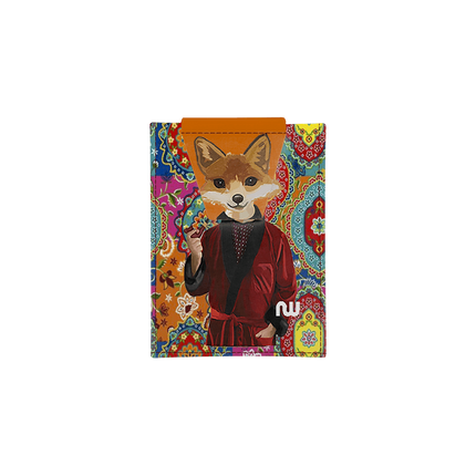 Leather goods - cardholder FOX - NOWA