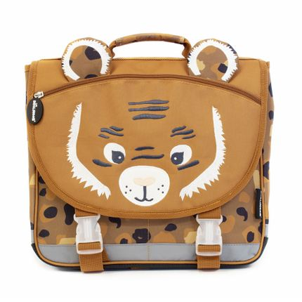 Bags / bookbags - 35cm Satchel Speculos the Tiger - LES DEGLINGOS