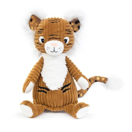 Soft toy - Plush Original Speculos the Tiger - LES DEGLINGOS