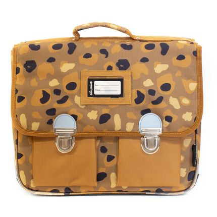 Bags / bookbags - 38cm Satchel Speculos the Tiger - LES DEGLINGOS