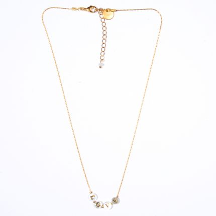 Jewelry - Necklace Love Letters - LITCHI