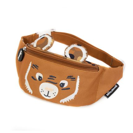 Kids accessories - Bum / Fanny Bag Speculos the Tiger - LES DEGLINGOS