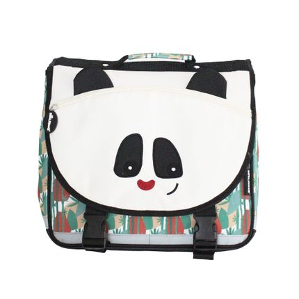 Bags / bookbags - 35cm Satchel Rototos the Panda - LES DEGLINGOS