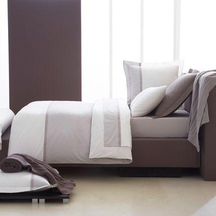 Bed linens - Toi et Moi Meringue Gris Perle - Duvet Set  - ESSIX