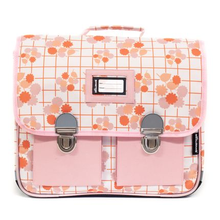 Bags / bookbags - 38cm Satchel Pomelos the Ostrich - LES DEGLINGOS