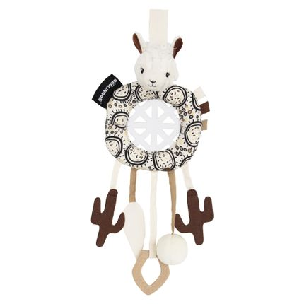 Decorative items - Dream Catcher Muchachos the Llama - LES DEGLINGOS