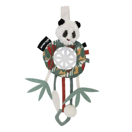 Decorative items - Dream Catcher Rototos the Panda - LES DEGLINGOS