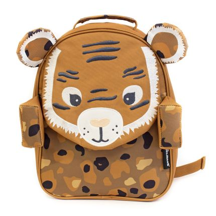 Bags / bookbags - 32cm Backpack Speculos the Tiger - LES DEGLINGOS