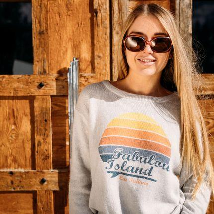 Ready-to-wear - PULL LAS SALINAS - FABULOUS ISLAND LTD