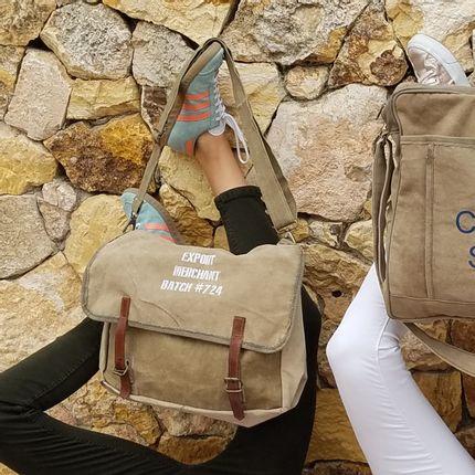 Accessoire de voyage / valise - SAMFORD Messenger Crossbody Bag - CASA NATURA
