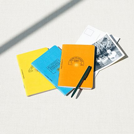 Stationery store - Passport Notes - OCTAEVO